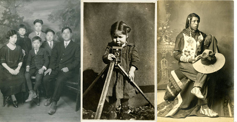 Pictured from left to right. Hashitani Family, Violet Tellier, Thomas McDonald