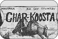 charkoosta newspaper header