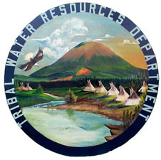 Tribal Water Resources Department image.