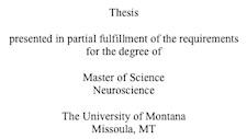 Theses, Dissertation, Professional Paper