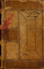 Sample cover of a meeting minutes book from the Helena, Montana City Council Minutes digital collection.