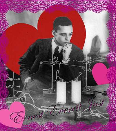 valentine of ernest everett just